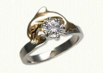 Custom Sealife Jewelry nautical jewelry nautical rings